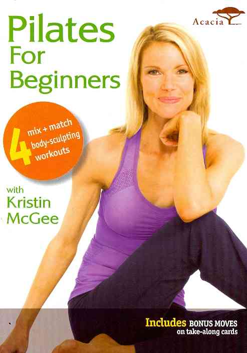 PILATES FOR BEGINNERS BY MCGEE,KRISTIN (DVD)