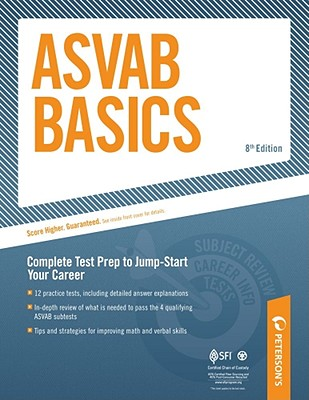 Master the ASVAB Basics By Peterson's (COR)
